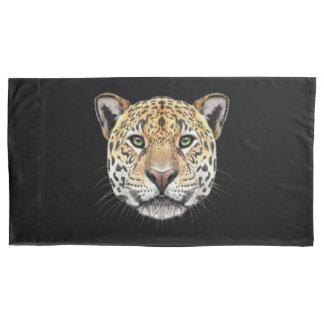 Retrato ilustrado do Jaguar.