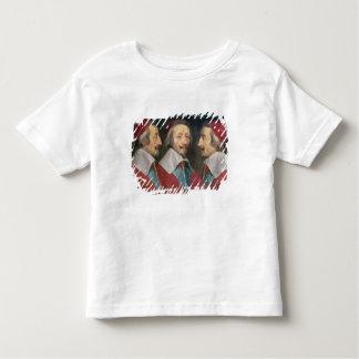 Retrato triplo da cabeça de Richelieu, 1642 Camisetas