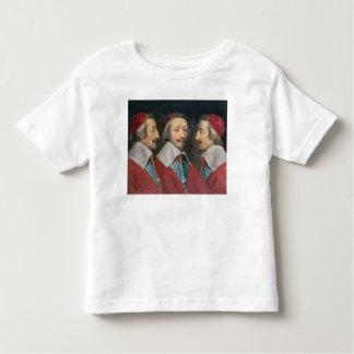 Retrato triplo da cabeça de Richelieu, 1642 Tshirts