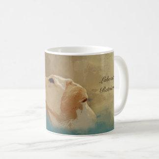 Retrievers de Labrador: Animal de estimação Caneca De Café