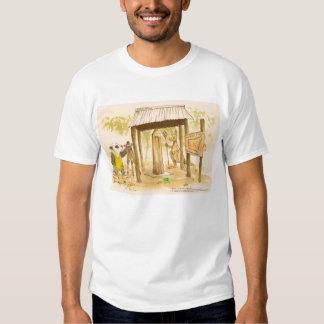 Retrocesso-Montagem Nathan de Smokin T-shirt