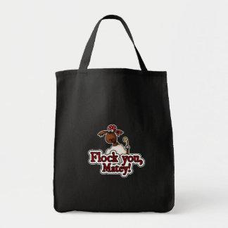 Reuna-o amigo sacola bolsa de lona