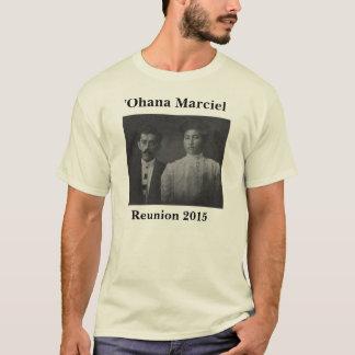 Reunião 2015 de Marciel: ʻOhana de Joseph & de Camiseta