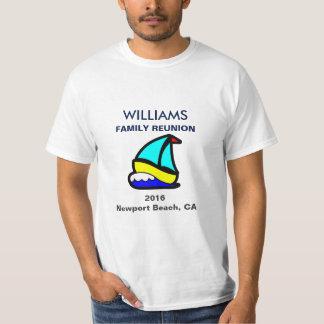 Reunião da navigação ou do cruzeiro (ou evento) tshirts