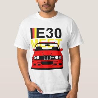 Reunião de BMW E30 Camiseta