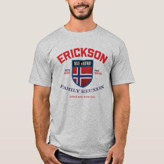 Reunião de Erickson - camisa de Williamson