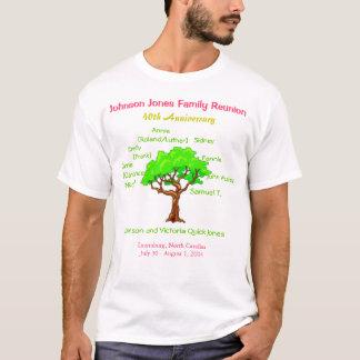 Reunião de família (40th aniversário) camiseta