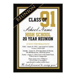 Reunião de segundo grau formal elegante convites
