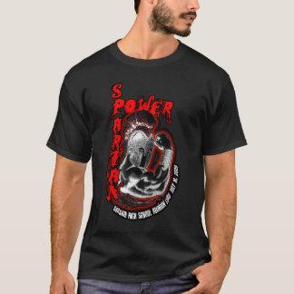 Reunião espartano Luau 2009 do poder Camiseta