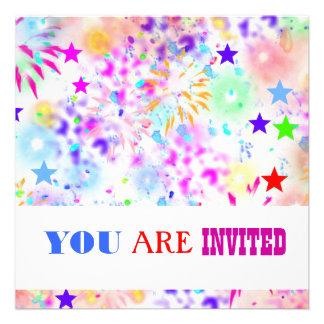 reunião, partido, celebração, convite