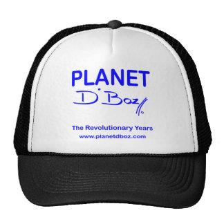 Rev Ano de D'Boz do planeta - boné/chapéu Boné