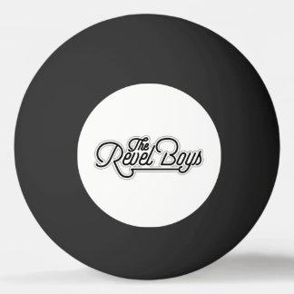 Revel meninos - bola de Pong do sibilo