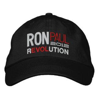 Revolução de Ron Paul Boné Bordado
