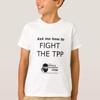 Revolução política camiseta
