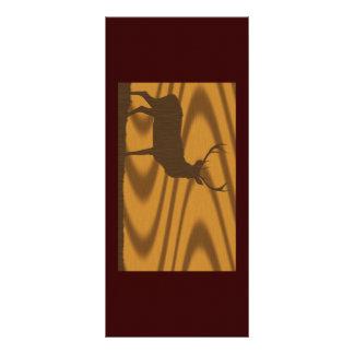 Ribeiros dos cervos 10.16 x 22.86cm panfleto