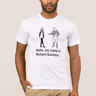 Richard Gozinya Camiseta