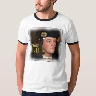 Richard III sobre seu coração Camiseta