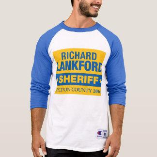 Richard Lankford para a camisa longa da luva do