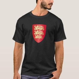 Richard o protetor do coração do leão no camiseta