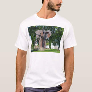 Richard T Gosser Memorial-horizontal Camiseta