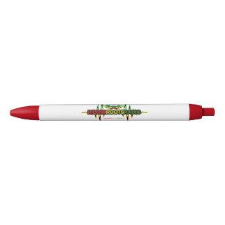 Riddim enraíza a caneta de tinta preta de rádio