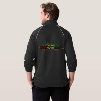 Riddim enraíza a jaqueta da trilha do velo dos
