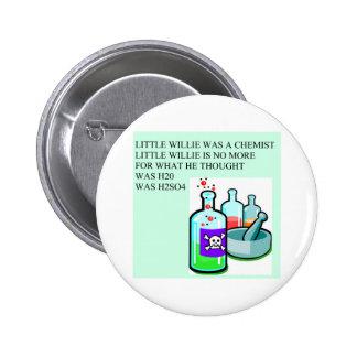 rima pequena de willie da química botons