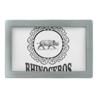 Rinoceronte do círculo