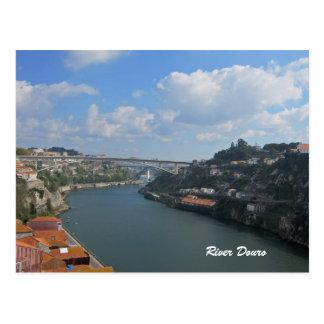 Rio cartão de Douro, Portugal