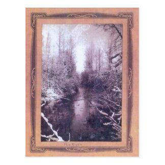 Rio da lama, BC cartão da memória