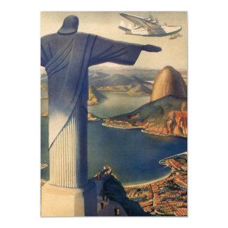 Rio de Janeiro, cristo o convite do redentor