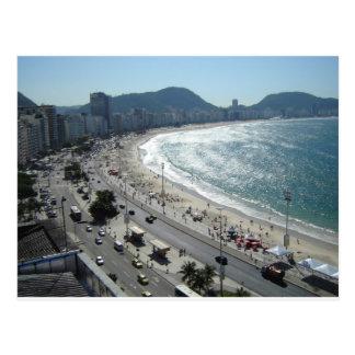 Rio de Janiero Cartao Postal