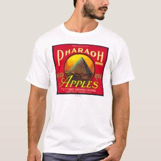 Rio de LabelHood da caixa de Apple do faraó, OU Camiseta