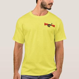 Ritmo e escola camiseta
