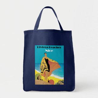 Riviera encalha o ~ agradável bolsa tote