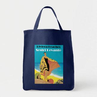 Riviera encalha o ~ Sestri Levante Bolsa De Lona