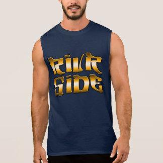 RivrSide rock! Camisas Sem Mangas