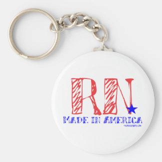 RN - Feito em América Chaveiro
