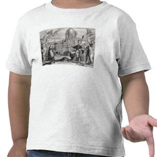 Robert de Sorbon e Cardeal Richelieu T-shirts