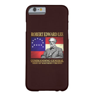 Robert E Lee (general comandante) Capa Barely There Para iPhone 6
