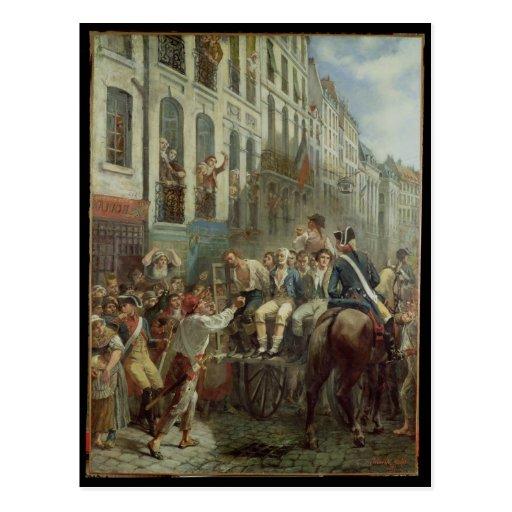 Robespierre e Santo-Apenas Cartões Postais