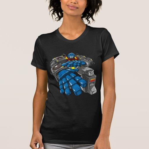 Robô de Hip Hop Camisetas