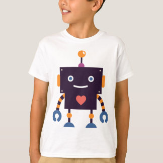 Robô do hipster camiseta