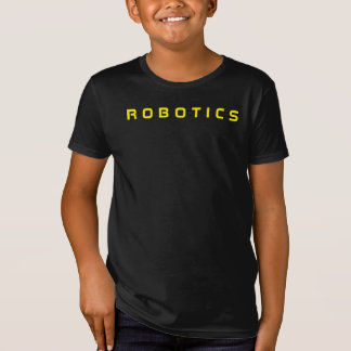 Robótica Camiseta