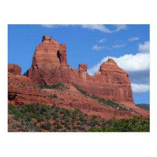 Rocha de Eagle mim fotografia do viagem da arizona Cartão Postal