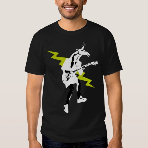 Rocha de Thundercorn Camiseta
