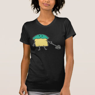 Rocha do animal de estimação - t-shirt básico das