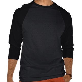 Rocha do vintage camisetas