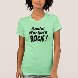 Rocha dos assistentes sociais! T-shirt