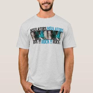 ROCHA dos isoladores de vidro!!!!!! Camiseta